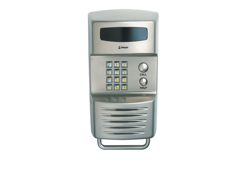 Residential Gate Entry System Bap Security